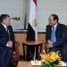 قمة مصرية ـ أردنية تبحث قضايا المنطقة ومكافحة التطرف
