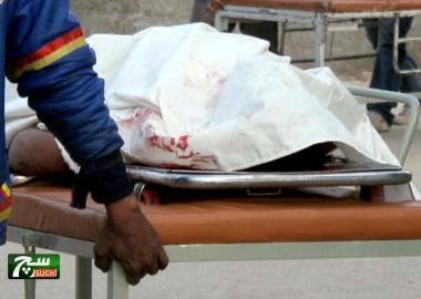 العثور على خمسة جثث لأشخاص تم قلتهم برمي الرصاص جنوب غربي باكستان