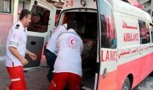 شهيد وإصابتان في إنفجار شرق بيت لاهيا شمال القطاع