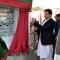 رئيس الوزراء الباكستاني يفتتح مشروع المنازل لإيواء المشردين في مدينة بشاور