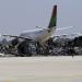 آثار الهجوم الدامي على الطائرات في مطار طرابلس