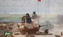 إصابة شخصين بجروح بالغة بقصف الجيش التركي على عفرين