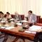 رئيس الوزراء الباكستاني يرأس اجتماع مجلس الوزراء حول الإجراءات لعقد الانتخابات العامة في البلاد