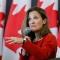وزيرة خارجية كندا: ندرس فرض عقوبات ضد السعوديين المتهمين بقتل خاشقجي