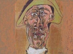العثور على لوحة بيكاسو المسروقة