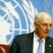 دي ميستورا يحدد موعد عقد أول اجتماع للجنة الدستورية في سوريا