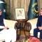 السفير آذربيجان لدى باكستان يلتقي الرئيس الباكستاني