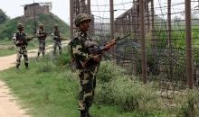 إصابة مدني باكستاني جراء إطلاق النار من قبل القوات الهندية على الحدود بين البلدين