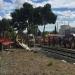 إصابة حوالي 100 شخص إثر اصطدام قطارين في جنوب أفريقيا