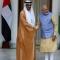 في أوج أزمة كشمير.. الإمارات تقلد رئيس وزراء الهند أرفع وسام مدني