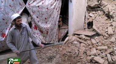 ثلاثة زلازل تضرب باكستان