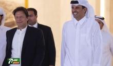 تفاصيل الزيارة الأولى... ماذا ناقش رئيس وزراء باكستان مع أمير قطر