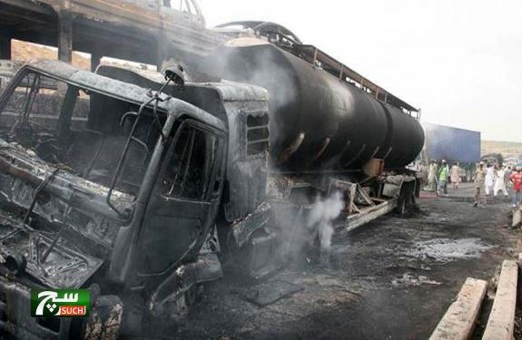 مصرع 24 شخصا في باكستان في حادث سير وقع في جنوب البلاد