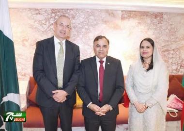 سفير باكستان لدى الكويت : لا بديل عن الحوار لحل الأزمات