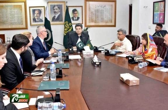 حلف الناتو وباكستان يناقشان القضية الأفغانية