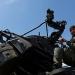 الجيش الليبي يهدد السفن التركية: نعتبرها أهدافا معادية
