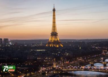 إخلاء برج إيفل في باريس بعد رصد