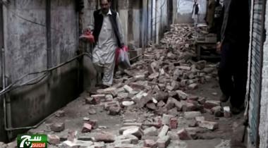 زلزال بقوة 5.2 درجة يضرب شمال غرب باكستان