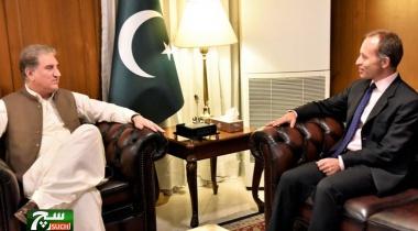 وزير الخارجية الباكستاني يحث المجتمع الدولي على لعب دور فعال لرفع حظر التجول في جامو وكشمير