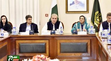 وزير خارجية باكستان: شعبنا بأكمله يقف وراء قواته المسلحة