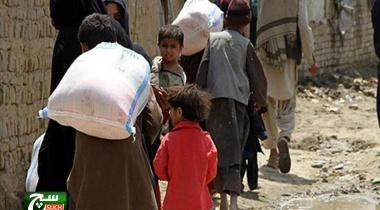 باكستان تفتح الحدود أمام اللاجئين الأفغان الراغبين في العودة