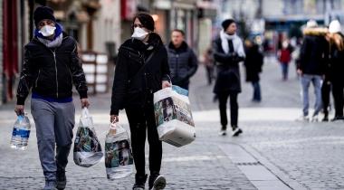 بلجيكا تسجل ۱۲۸۳ حالة وفاة جراء الإصابة بكورونا حتى الان