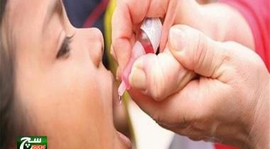 باكستان تطلق حملة تطعيم ضد شلل الأطفال