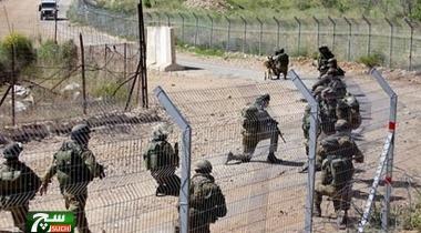 سماع دوي انفجارات خلال مناورات إسرائيلية على الحدود مع لبنان