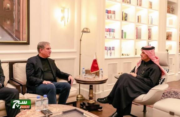 قطر وباكستان تؤمنان بأهمية الحوار لحل النزاعات