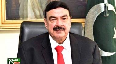 وزير السكك الحديدية يناقش قضية كشمير