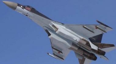 مقاتلتان روسيتان تعترض طائرة أميركية في المتوسط