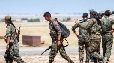 مقتل ۷ مسلحين موالين للجيش الأمريكي شرقی سوریا