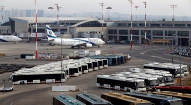 الاحتلال يبحث مسألة إغلاق مطار بن غوريون لمنع انتشار طفرات كورونا