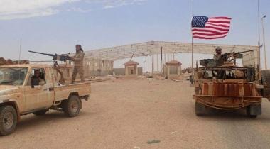 تدريب دواعش في التنف وارسالهم الى العراق وخبير يحذر