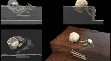 أقدم رفات بشري في أفريقيا لرضيع يعود لـ۷۸ ألف سنة