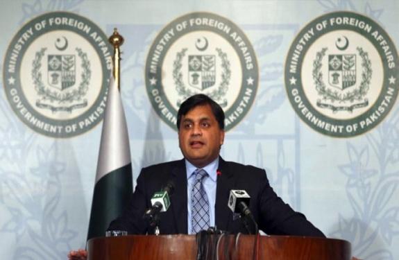 وزارة الخارجية الباكستانية تندد بفتح مكتب تحرير بلوشستان في نيودلهي وأنه يعكس خطط الهند للهيمنة