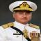 رئيس القوات البحرية الباكستانية الأدميرال ظفر محمود عباسي